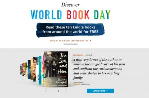 The Son and Heir featured for World Book Day
